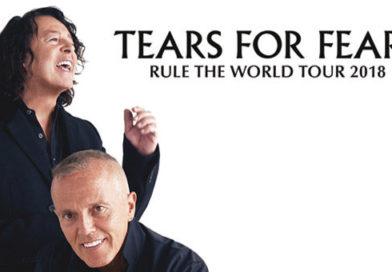 Biglietti Tears For Fears Rule The World Tour 2019