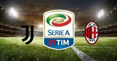 Anticipi e posticipi Serie A: Juventus-Milan sabato 6 aprile alle 18.00