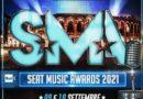 Biglietti SEAT Music Awards 2021