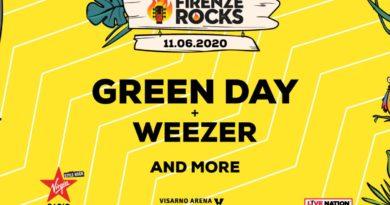 Biglietti Green Day 2020