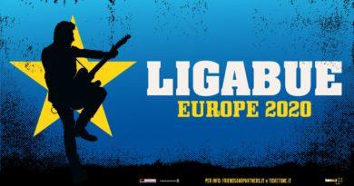 Biglietti Ligabue Tour Europe 2020