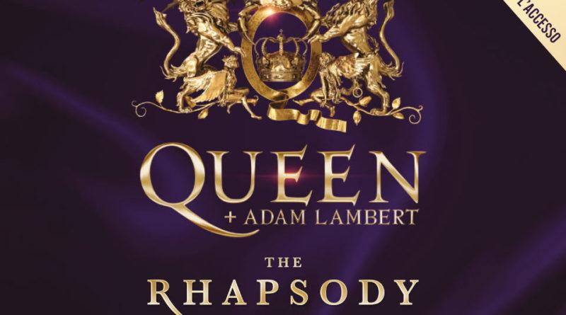 Biglietti Queen e Adam Lambert Tour 2022