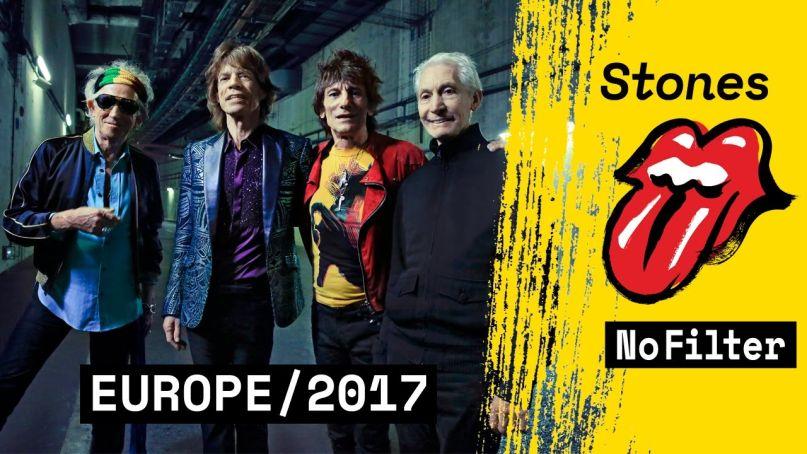 Biglietti The Rolling Stones Tour 2017