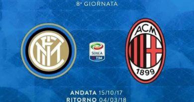 Derby della Madonnina Inter vs Milan Derby da Record