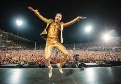 """Jovanotti torna in tour con il """"Lorenzo Live 2018""""."""