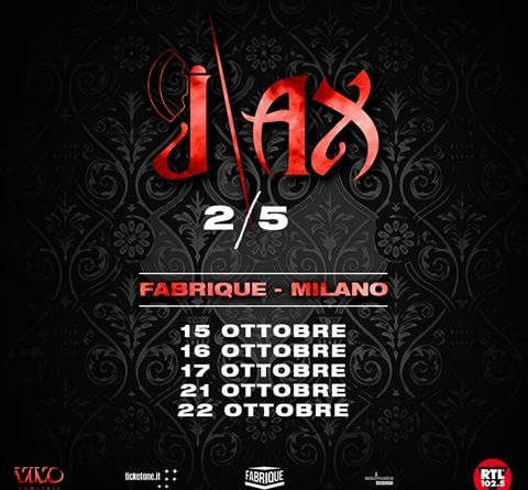 Ax Asia Tour