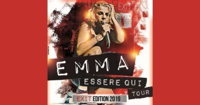 Concerti Emma Marrone – Emma Marrone torna in concerto da Febbraio 2019!