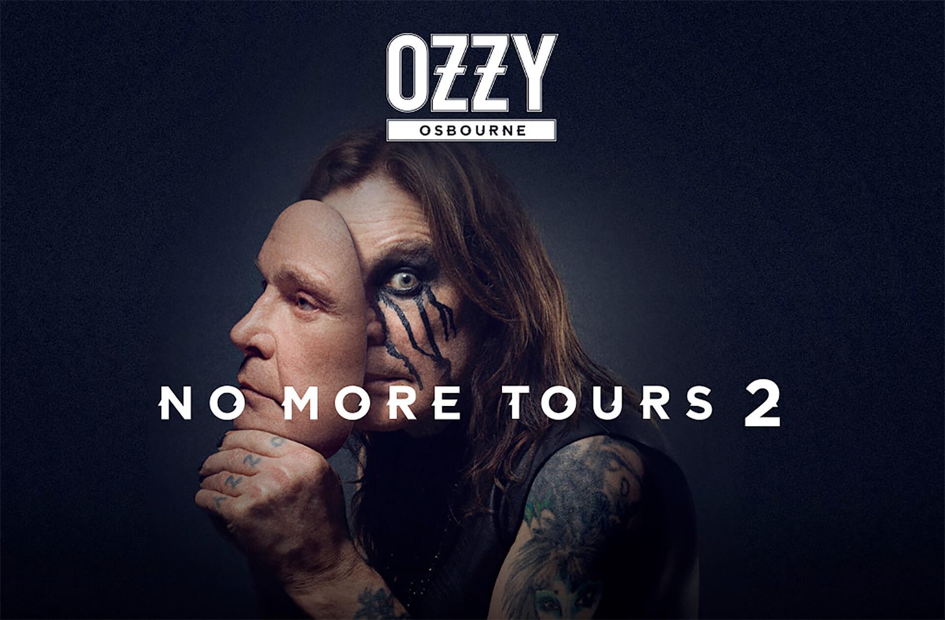Biglietti Ozzy Osbourne No More Tours 2