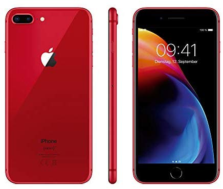 "Apple iPhone 8 Plus 5.5"" 4G 64GB Rosso"