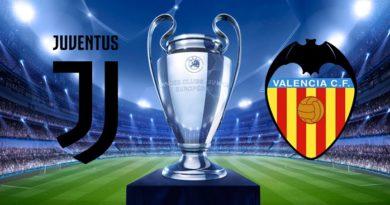 Biglietti Juventus vs Valencia Uefa Champions League 2018-19