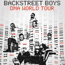 Biglietti Backstreet Boys DNA World Tour