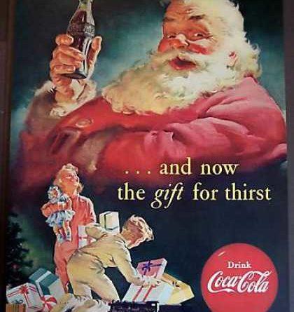 Babbo Natale Coca Cola 1931.Babbo Natale La Strategia Pubblicitaria Piu Nella Storia Del Marketing