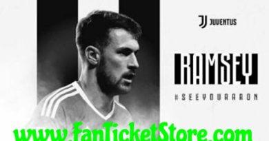 Ramsey – Juve, ora è ufficiale!