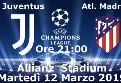 Biglietti Juventus Champions League – Serie A Tim –