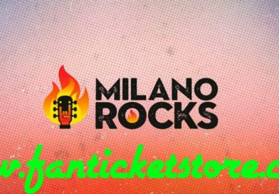 Biglietti Milano Rocks 2019