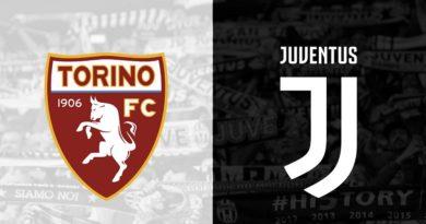 Biglietti Torino-Juventus, Serie A 2019/2020