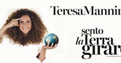 Biglietti Teresa Mannino Sento la Terra 🌍 Girare
