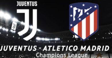 Biglietti Juventus vs Atletico Madrid FC  Champions League 2019-2020 Allianz Stadium Torino