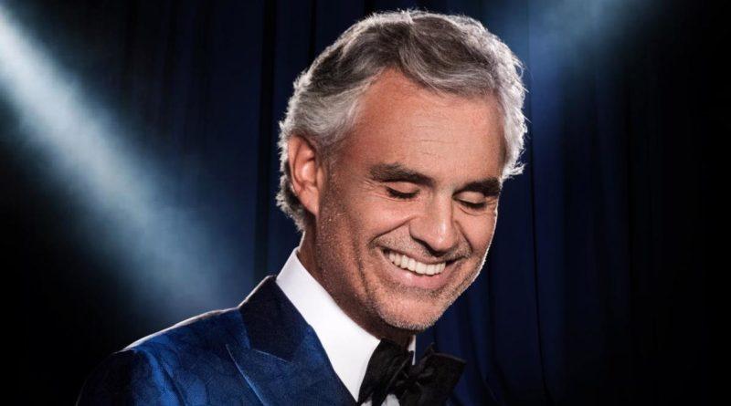 Biglietti Bocelli Tour 2020