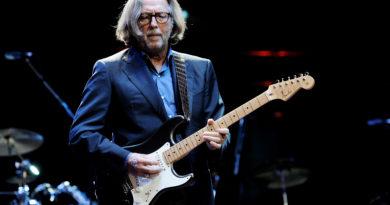 Biglietti Eric Clapton Tour 2022