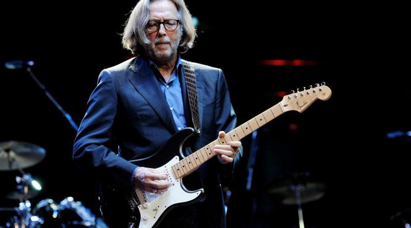 Biglietti Eric Clapton Tour 2020