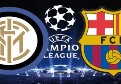 Biglietti Inter – Barcellona  Champions League 2019-2020