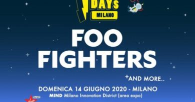 Biglietti Foo Fighters Tour 2020