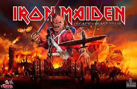 Biglietti Iron Maiden Bologna 2020 Prezzi