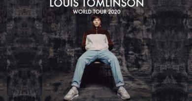 Biglietti Louis Tomlinson Tour 2020