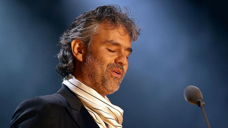 Biglietti Andrea Bocelli Tour 2021