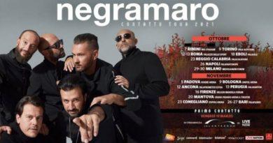 Biglietti Negramaro Tour 2021