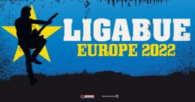 Biglietti Ligabue Tour Europe 2022